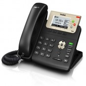 Yealink T23G - 3 SIP Hatlı, Paperless ve Gigabit IP Telefon (0)